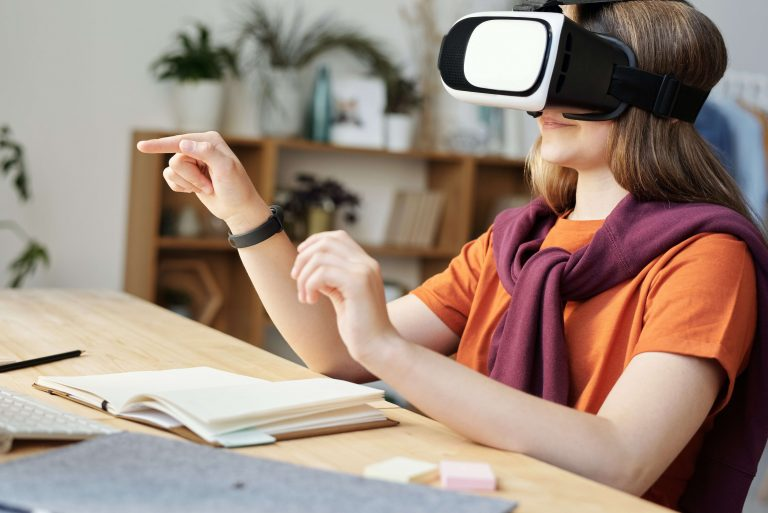 Technologies like Virtual Reality are developing